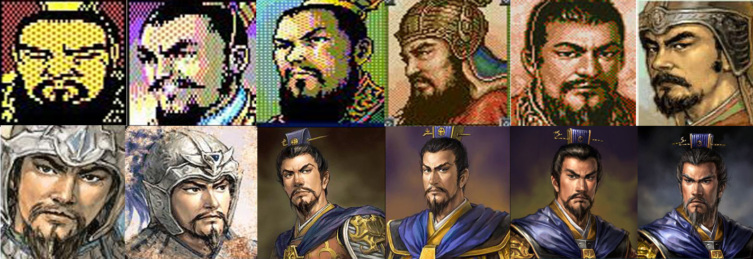 Cao Cao in the Romance of the Three Kingdoms series