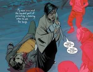 Saga - Image Comics