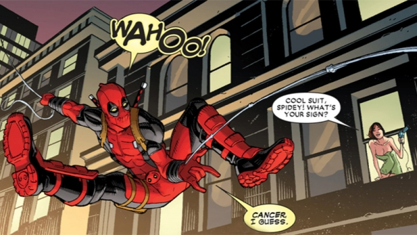"""The """"It's Complicated"""" Relationship of Deadpool and Spiderman 