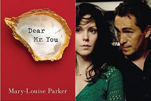 Writing intersects with acting; Mary-Louise Parker as author and Actor with Demian Bichir from Weeds.