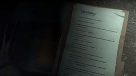 Josh's Psychiatric report.