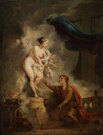 "Victor Louis Hugues' ""Pygmalion"" (1857)"
