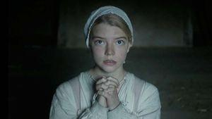 Thomasin praying and admitting her sins