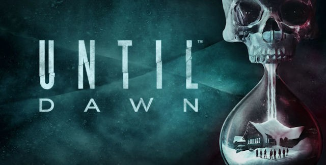 Until Dawn developed by Supermassive Games.