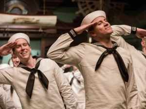 While he sings a mean tune and acts like Uncle Sam's grandson, Burt (Channing Tatum) is actually a Communist kidnapper.