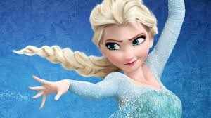 A promotional photo from Frozen, 2013.