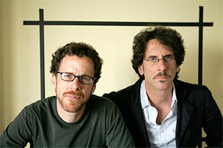 (From left to right) Ethan Coen and Joel Coen, two of the most memorable filmmakers working today.