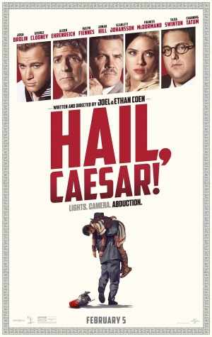 "The 2016 comedy Hail, Caesar! has been criticized for being ""grotesquely bad"" and an ""embarrassment""."