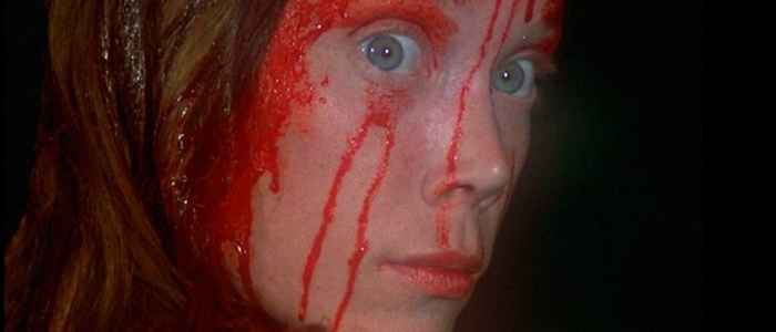Sissy Spacek as Carrie White post-prom scene (1976).
