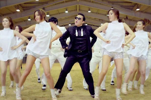 Gangnam Style -PSY