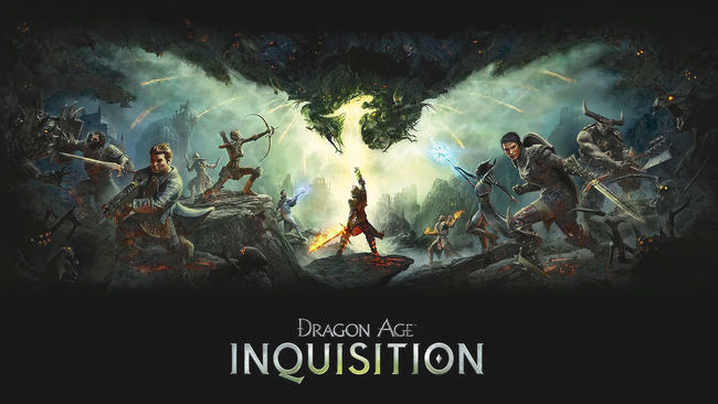 Enter left corner of the ring, this article's representative RPG. Promotional Image of Bioware's Dragon Age: Inquisition.
