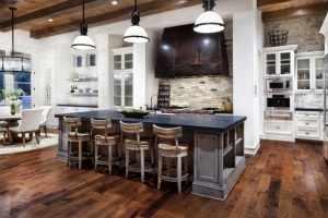 A $50,000 kitchen.