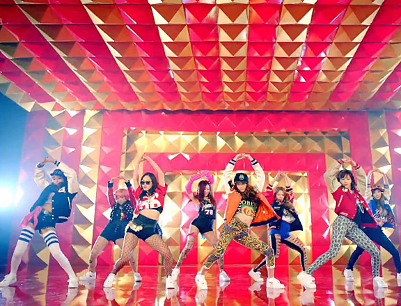 I Got A Boy - Dance Still