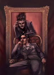 """Gerwell, """"The Picture of Dorian Gray"""""""