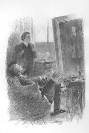 """Dete, """"The Picture of Dorian Gray"""" (1922)"""