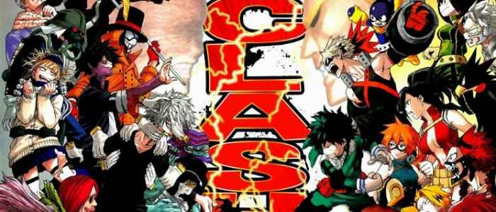 One punch man vs my hero academia reconstructing the silver age of