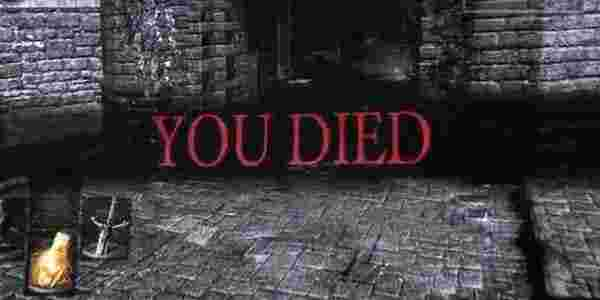 The two most familiar words to any Souls player