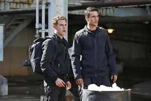 After a mission together, Fitz and Ward were like brothers