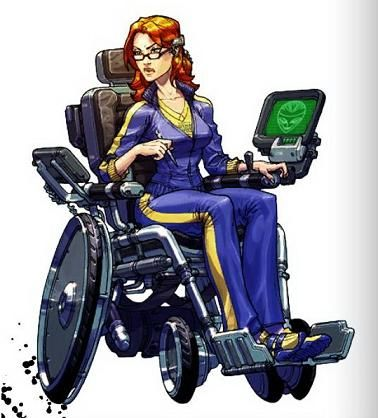 Barbara Gordon – Oracle