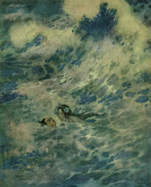 the little mermaid 1837