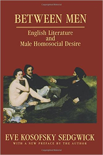 Eve Sedgwick Kosofsky's book that discusses Homosocial bonding