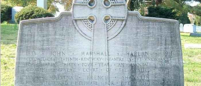 The Harlans' Grave