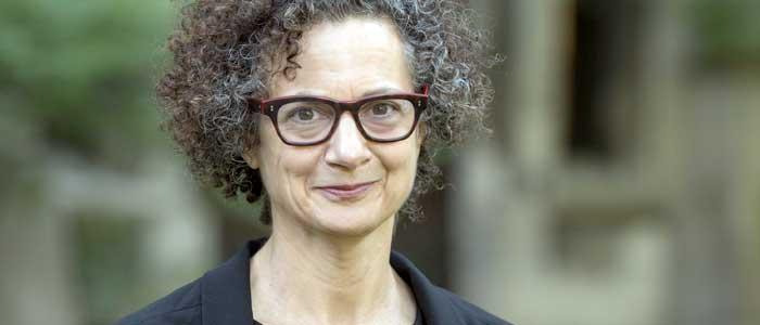 Lauren Berlant, author of the Infantile Citizenship.