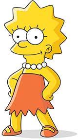 Mr. Lisa Simpson Goes to Washington