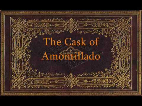 "The short story by Poe, ""The Cask of Amontillado"" (1846)"