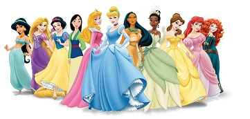 Disney's Princesses