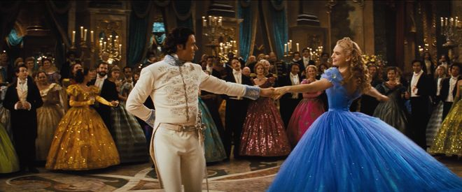 Step aside, ladies - the main character has to dance