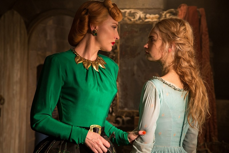 Cinderella and the Stepmother 2015
