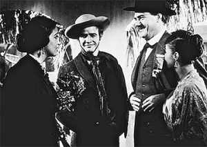 Brando as Jesse, Maulden as Walter, sort of.
