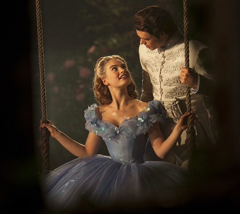 Cinderella and the Prince 2015