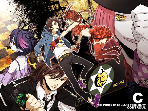 C: The money of Soul and Possibility Control presents a cast with general personalities that could have utilized tropes to spice up the series.