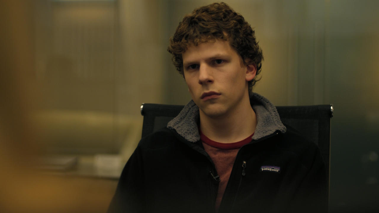 Still from The Social Network.