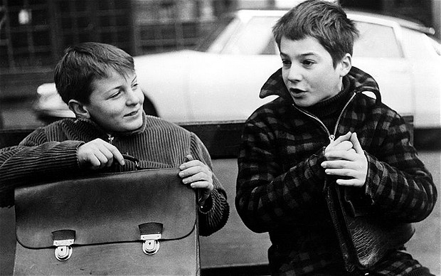 Still from The 400 Blows.