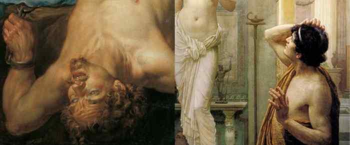 Prometheus and Pygmalion