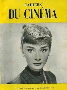 A Cahiers du Cinéma journal.
