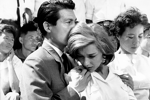 Still from Hiroshima Mon Amour.