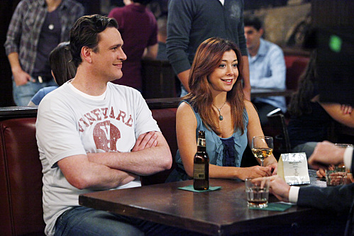 "A far less freaky Jason Segel starred for nine seasons on ""How I Met Your Mother."""