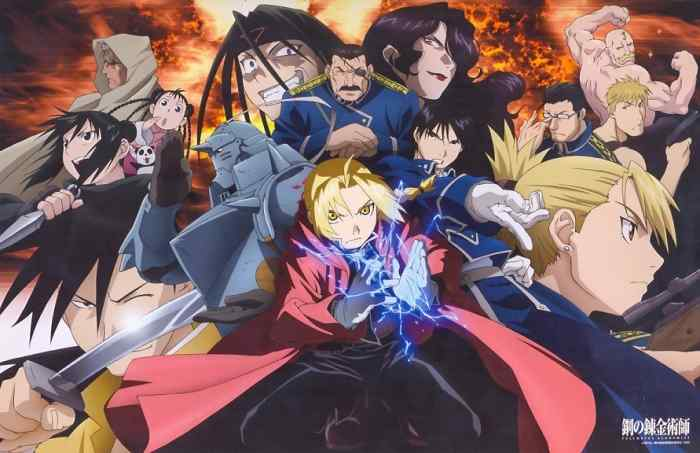 Fullmetal alchemist and other classic anime series that have received critical acclaim seem as though they should be the standard to grade other anime by.