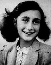 Anne Frank: another historical personage that AHS viewers likely won't conflate with her fictional portrayal. Source: http://www.factslides.com/imgs/anne-frank.jpg