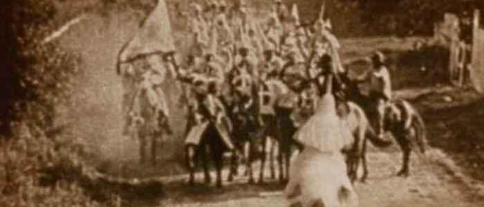 Scene used in Forrest Gump