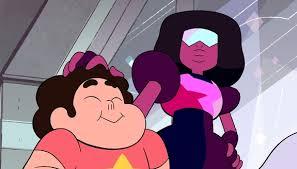 Garnet and Steven
