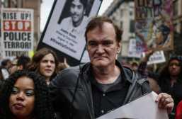Tarantino Speaks Out: Police Brutality vs. Cinematic Violence