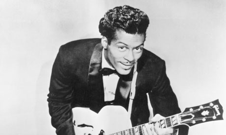 Before Dylan and The Beatles, Chuck Berry was the quintessential rock singer-songwriter