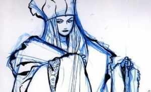 The Snow Queen that might have been...