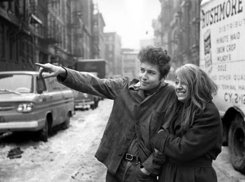 Bob Dylan's 1963 album-and iconic cover-defined his bohemian sensibility and poetic innovations