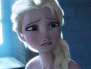 Elsa's default expression